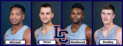 LCSC Frontier Conference All-Team