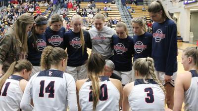 LCSC Women's Basketball Team