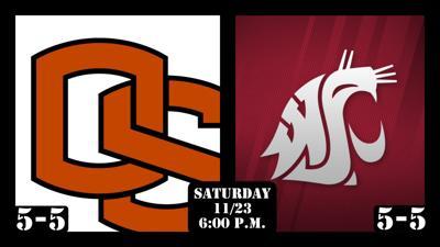 Oregon State vs Washington State