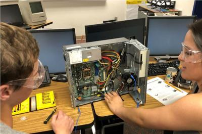 CHS Computer science