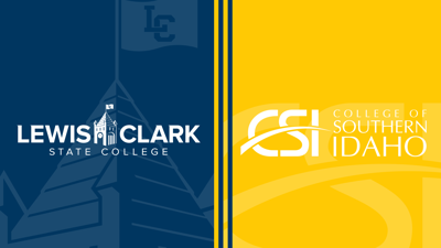 LCSC and College of Southern Idaho