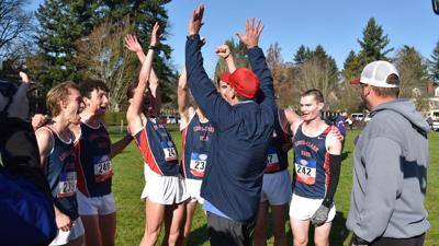 LCSC Cross Country Take Third at Nationals