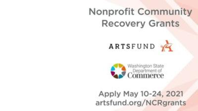 Nonprofit Community Recovery Grants