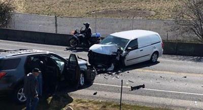 Lewiston Levee Bypass Crash