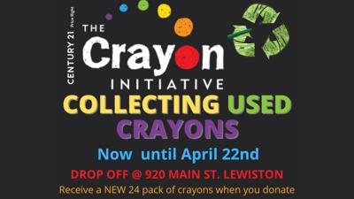 Crayon Collecting Initiative