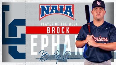 Brock Ephan, Player of the Week
