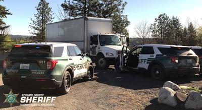 SPD Stolen Box Truck