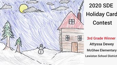 Attyssa Dewey Holiday Card