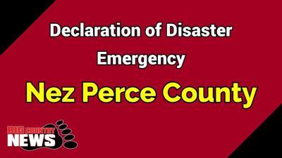 Nez Perce County Disaster Declaration