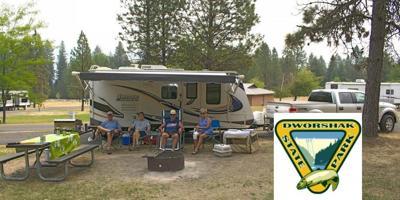 Dworshak Camping