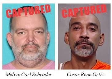 most wanted captured