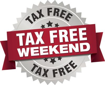 what stores are having tax free weekend