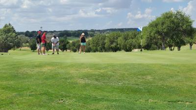 Golf tourny