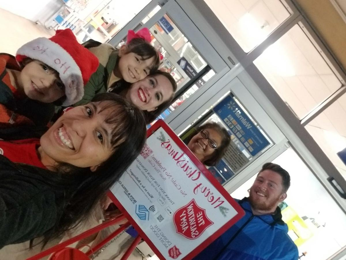 Red Kettle challenge