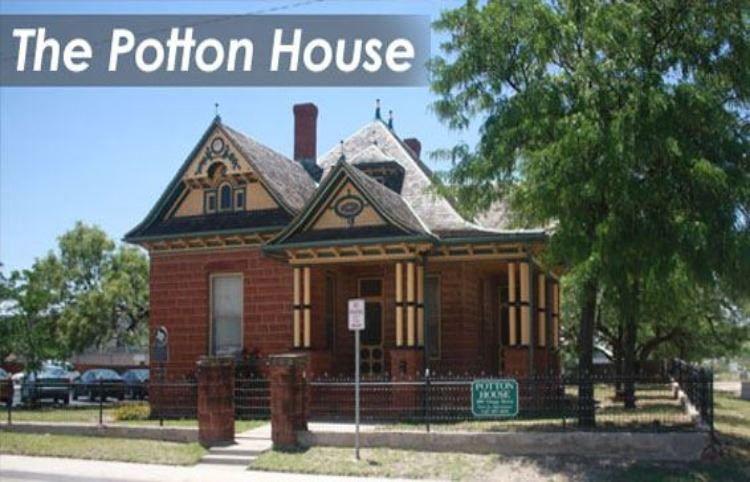 The Potton House