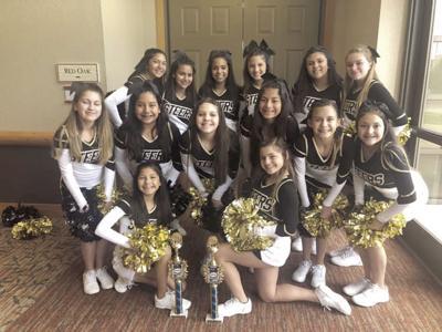 BSJHS Cheer Team