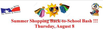 teacher shopping extravaganza