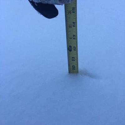 Snow in Howard County