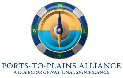 Ports to Plains compass
