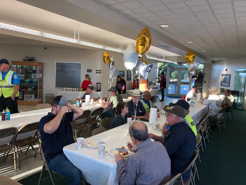 90th celebration; Fly-In breakfast