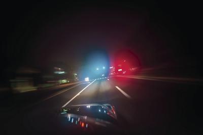 Red/Blue lights