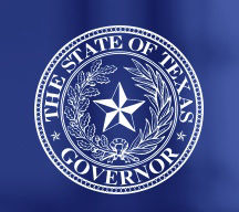 Texas Governor logo