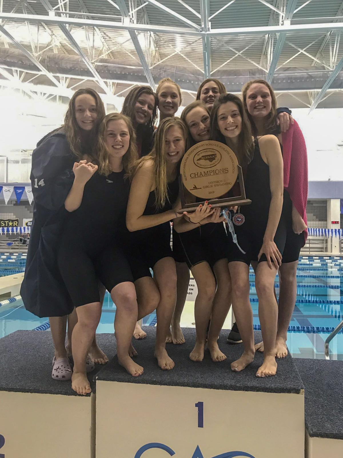 Asheivlle School Girls Swim Champions.jpg