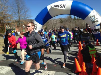 24th Annual Frostbite Run Events are Sure to be a Heart warmer