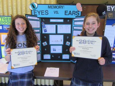 Asheville Christian Academy Students Compete at Science Fair