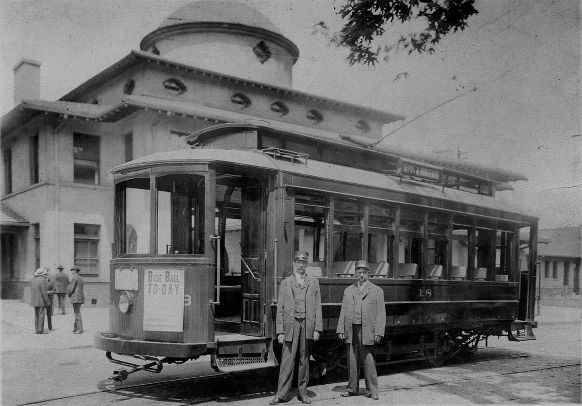 Old Asheville station