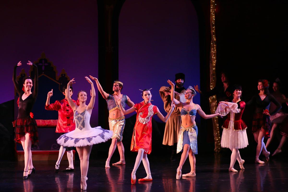 Asheville Ballet Land of Sweets
