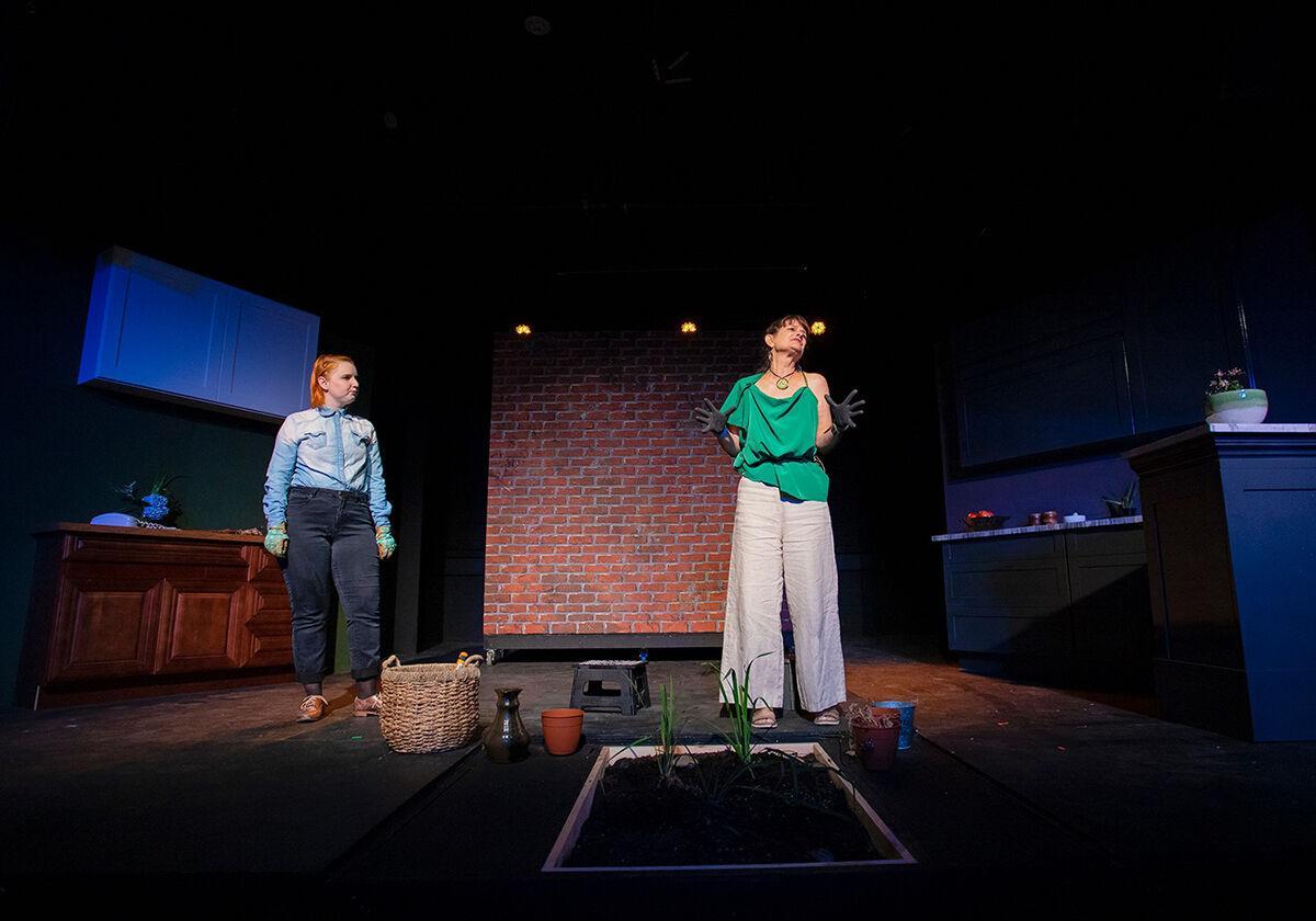 Magnetic Theatre: KORE Persephone and Demeter