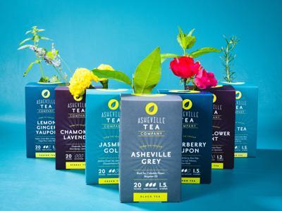 Asheville Tea