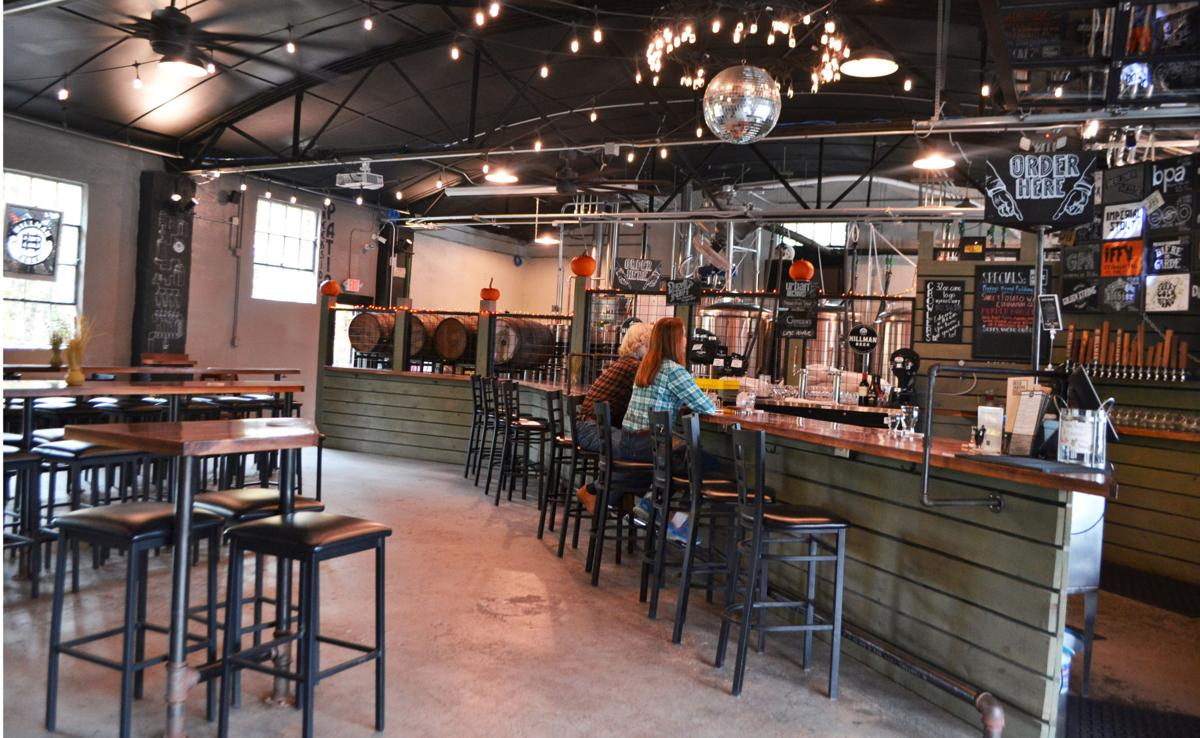 Hillman Beer bar
