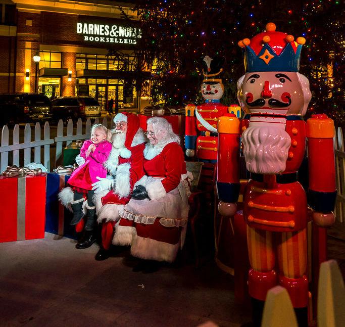 Visit with Santa 2015