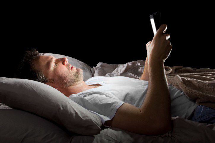 Eliminating Technology from the Bedroom