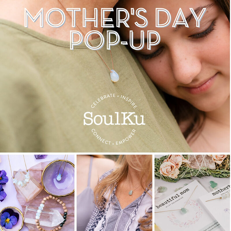 Ginger's Revenge SoulKu  Mother's Day pop up 5-21