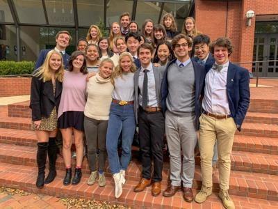 Asheville School Fine Arts Students
