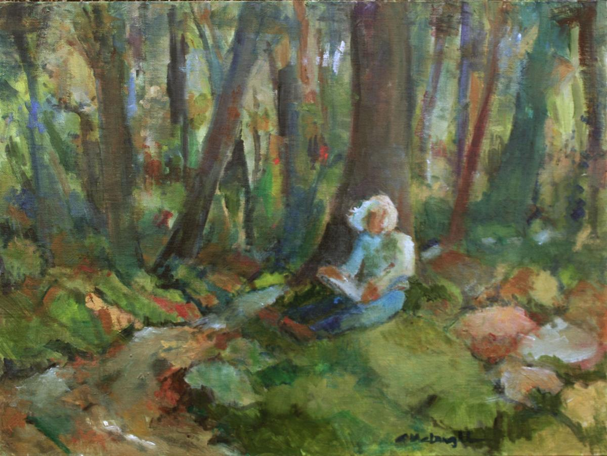 McLaughlin-An Afternoon by the Stream.jpg