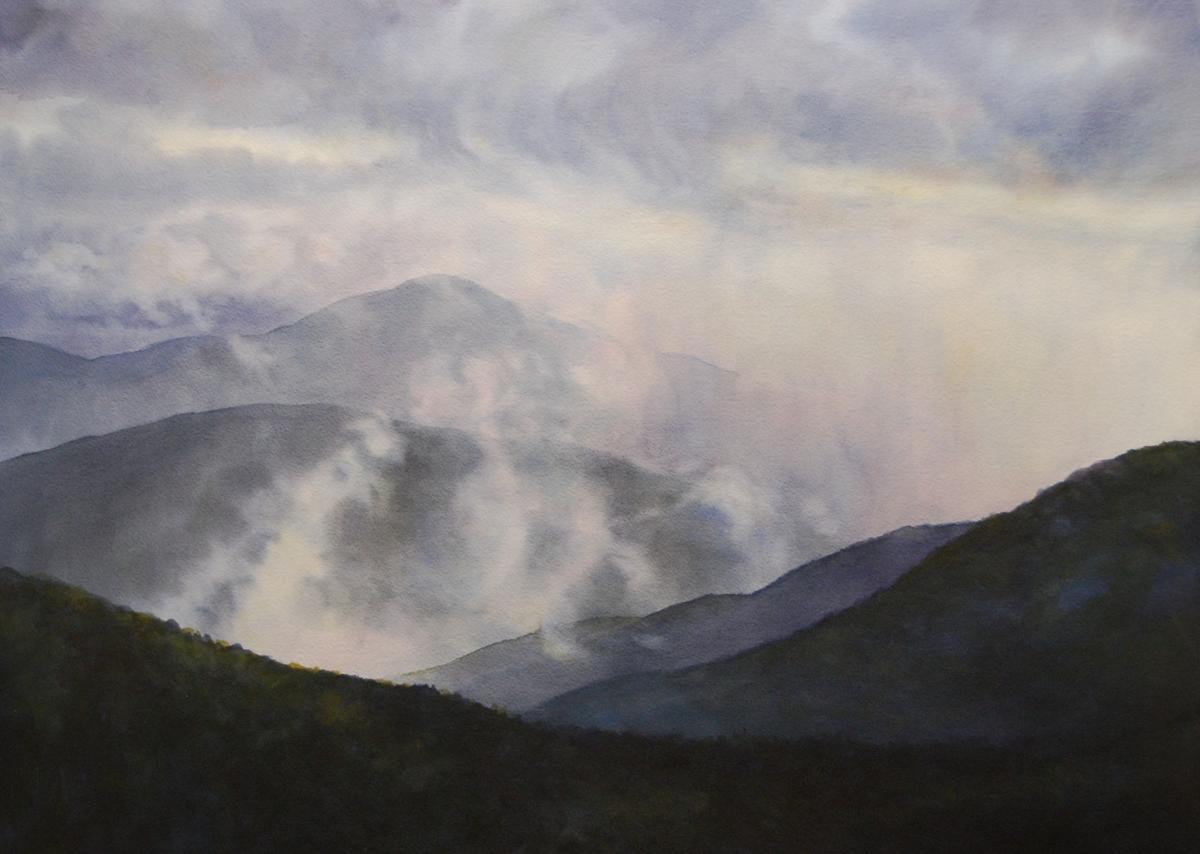 Sandra Moore, Beyond the Mist, 26x34.JPG
