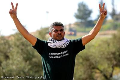 Iyad Burnat coming to Asheville