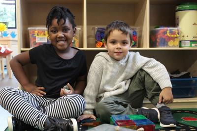 Early Learning program students