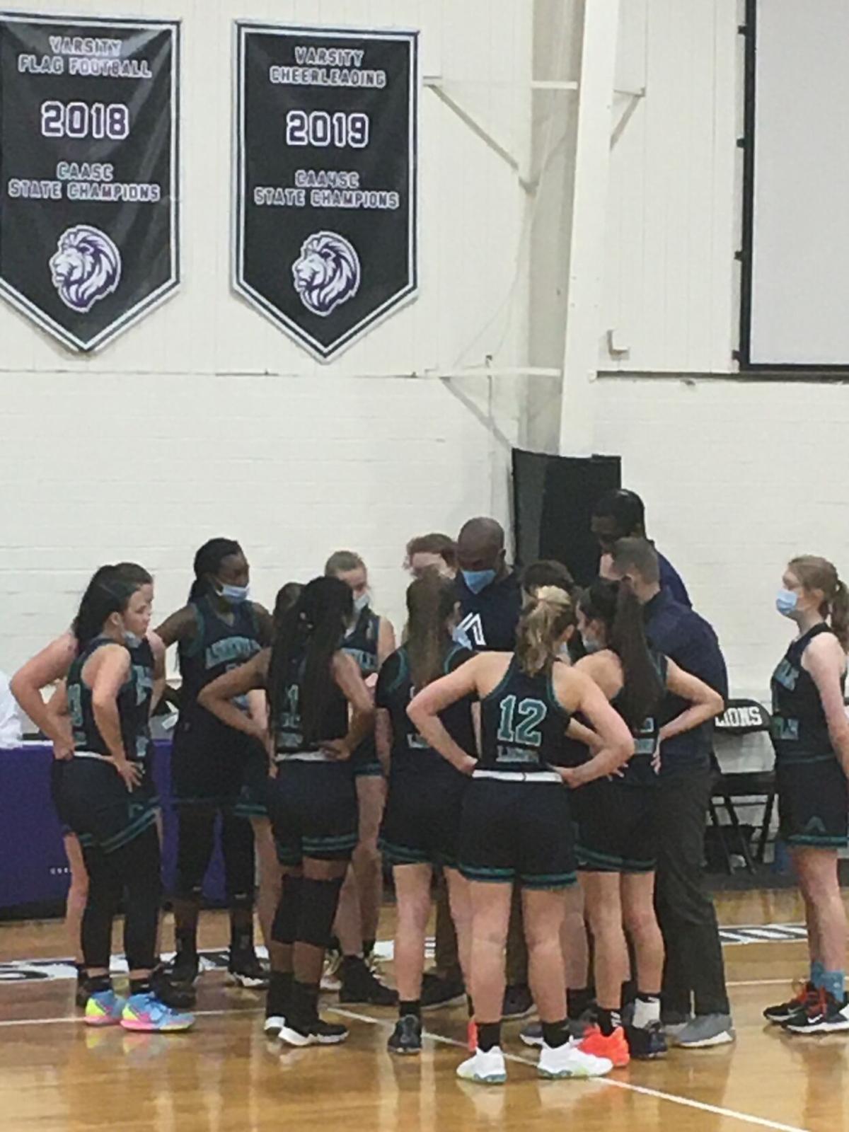 ACA girls basketball