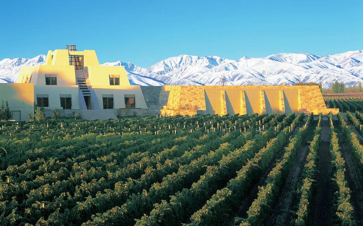 Argentina culinary tour - Catena-Zapata-Winery