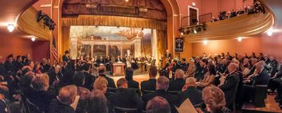 Asheville Hosts Installation of Officers at the Grand Lodge