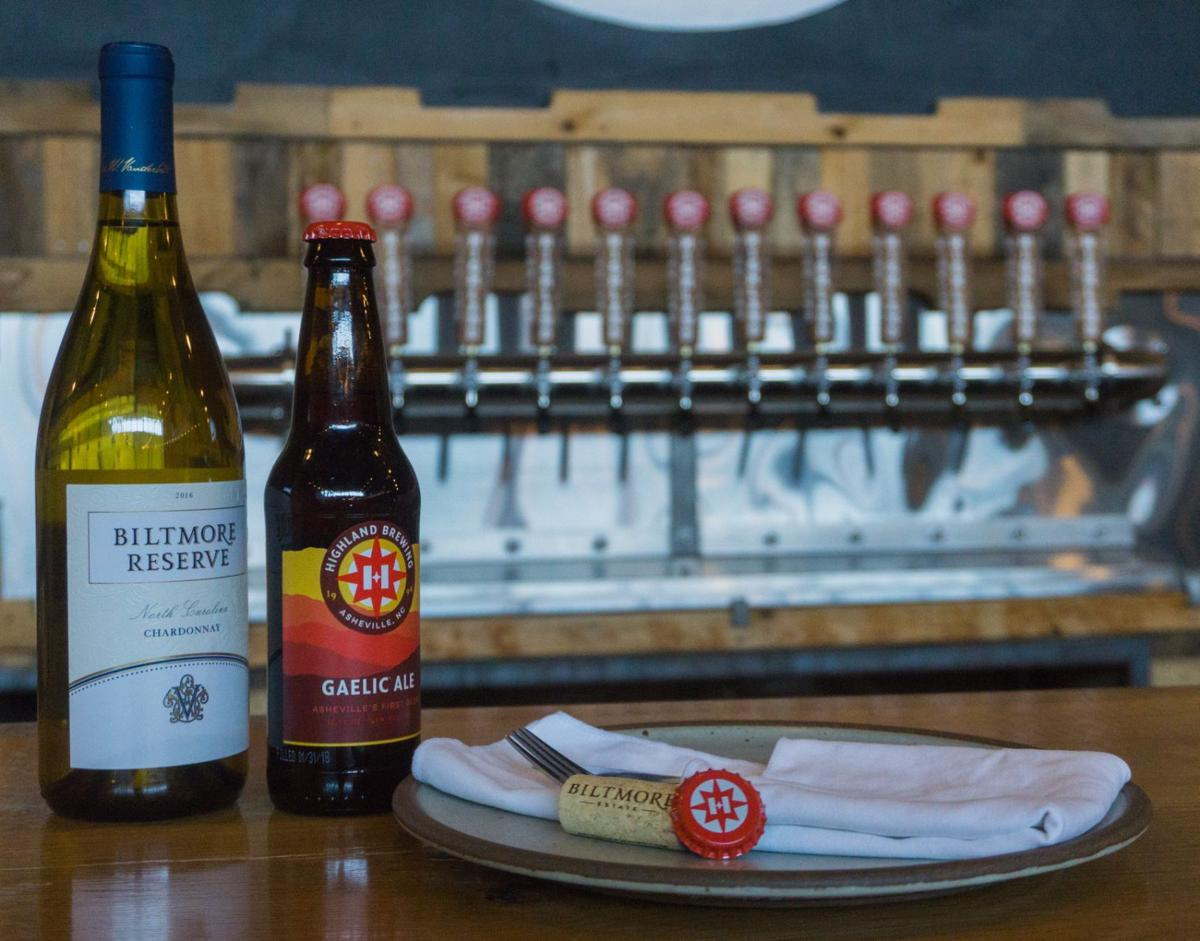 Appalachian Beer, Wine Dinner
