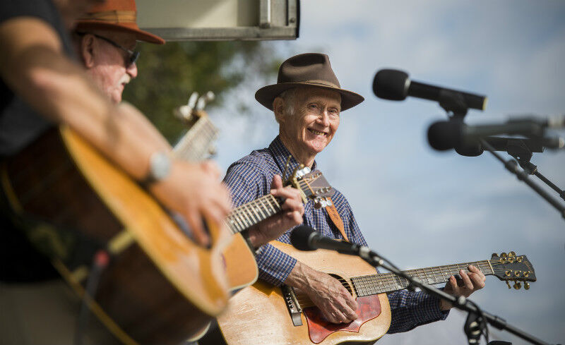 WCU Mountain Heritage Day Music (copy)