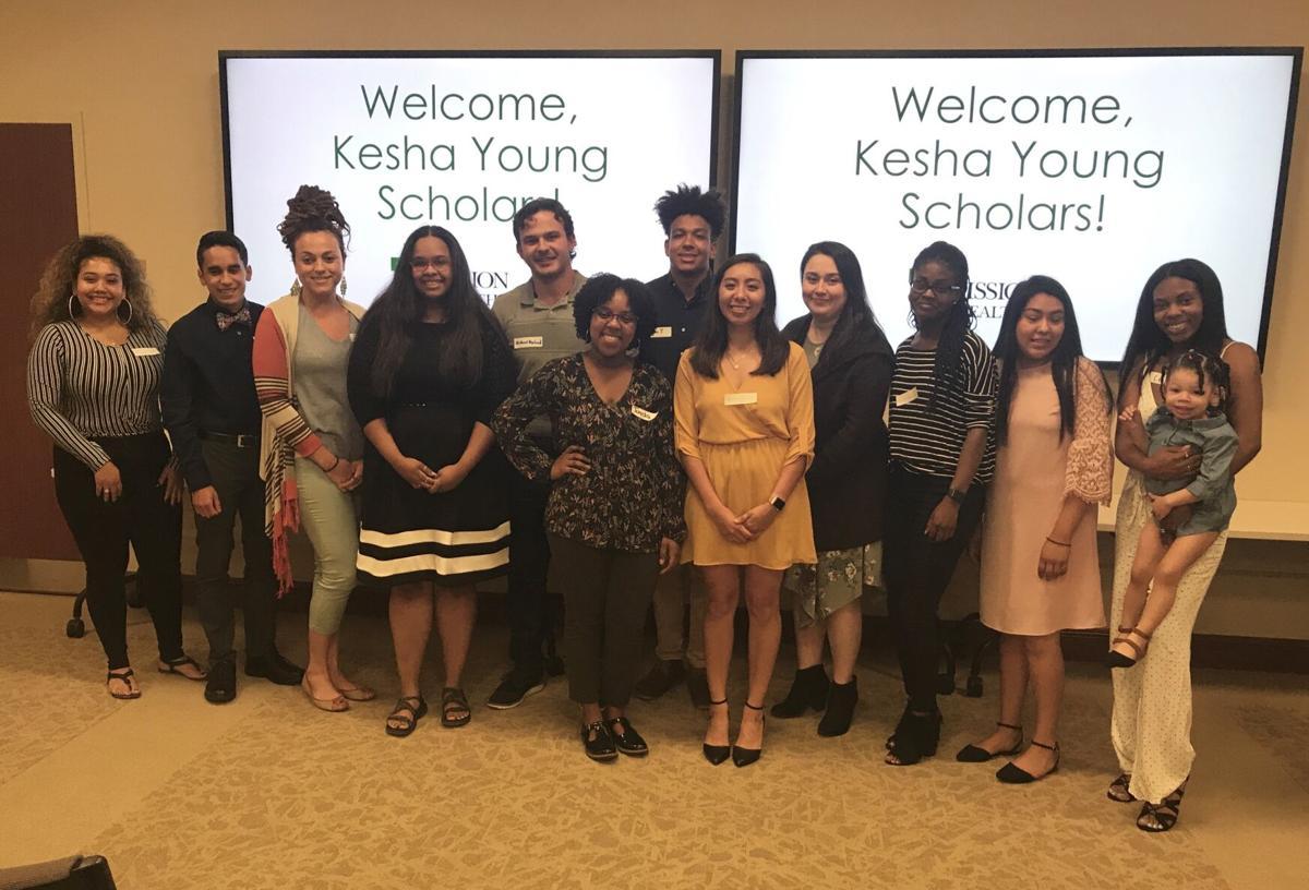 Kesha Young Scholars