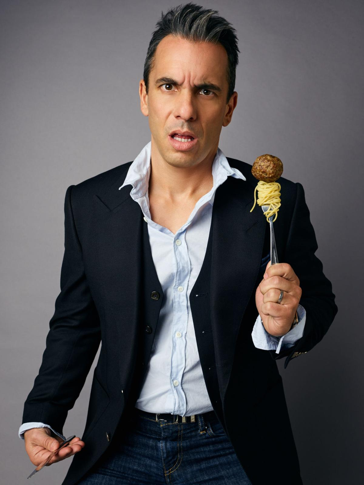 Sebastian Maniscalco Brings 'You Bother Me Tour' to Harrah's