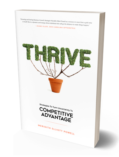 'THRIVE: Turning Uncertainty To Competitive Advantage""